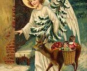Anioły Bożenarodzenie