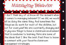 Behavior Stuff / by Tammy Beyer