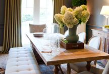 Dining Rooms / Dining room inspiration images.