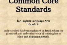 CCSS Resources / by Angela Tanner