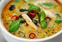 zuppe e piatti salati
