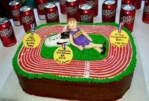 cake running stadium