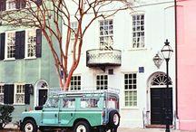 Old fashion cars