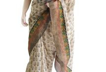 Cotton Sarees / This board contains the cotton sarees found at Once Again.