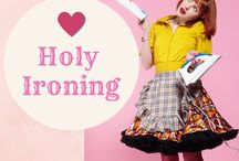 Everyday Holiness / Unexpected Moments of Holiness