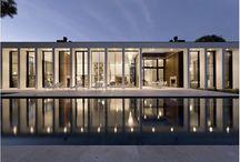 Contemporary facades