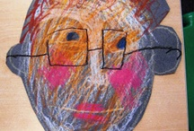 Lesson Ideas (Self-Portraits)