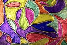 Education: Art Resources / by Michelle Quigley-Chapman