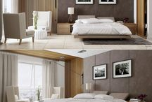 Hotel contemporary bedrooms