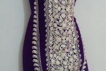 georgett dressmaterial