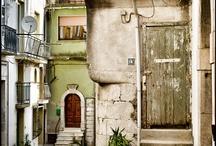 Places I'd Like to Go / by Candace Huddleston-Martin