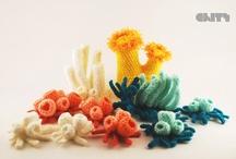 crochet sea project