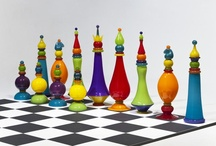 ceramic chess