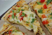 Pizza/wraps / by Sheila Mccawley-schultz