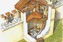 Ancient Roman constructuon
