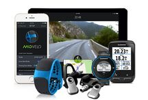Mio | VELO / Transform Your Smartphone into a Powerful Bike Computer.