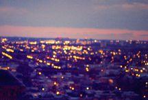 Bright lights, big city she dreams of LOVE! / by Stephany Jorge