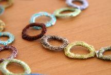 crochet/necklace/broche etc.