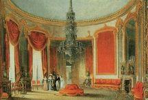 Regency/Georgian era decor
