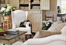 Livingrooms / Lovely Living Room Inspiration