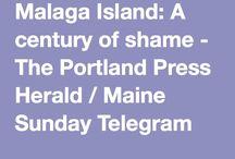 Malaga Island Resources