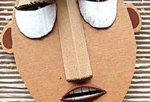 Personnage carton