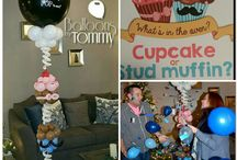 Gender Reveal & Baby Shower Balloon Decor / Gender reveal parties are rapidly becoming more popular as well.  Here are some memorable ways we helped parents discover the gender of their child! Baby showers are an exciting time for any parent, new or seasoned. Make the event more special and memorable with balloon decor to match the theme of the shower or the nursery!   Want more? Visit www.balloonsbytommy.com