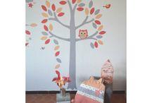 stickers arbre