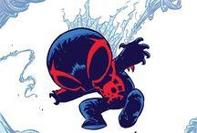 Vidhit / Spiderman