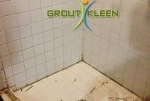 Regrouting / Shower stall, tub surround and floor regrouts