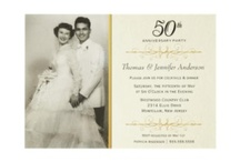 50th Wedding Anniversary Planning  / by Autumn Jaenicke