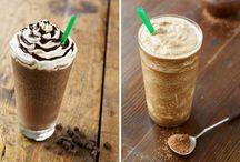 Drink Recipes / Coffee, tea, milkshakes, fun sippables! / by Melanie Peak