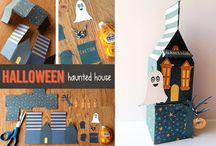 Halloween Craft Projects / by Mye De Leon