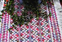Swedish Weaving / Swedish weaving patterns / by wafaa ali