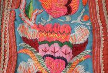 Hmong textiles