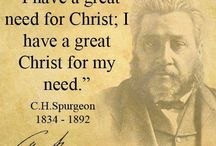 Charles Spurgeon||
