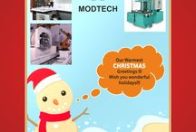 Greetings / Another year of success and happiness has passed. With every new year, comes greater challenges and obstacles in life. MODTECH wish you courage, hope and faith to overcome all the hurdles you face. May you have a great year and a wonderful time ahead. Happy New Year 2015 !!!