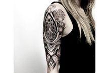 Sake tattoo
