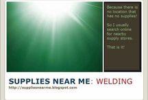 welding supplies near you