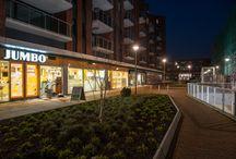 Meerrijk / Winkelcentra