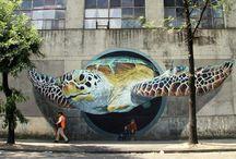 ༺ ♥ Street Art ♥ ༻