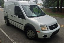 2011 Ford Transit Connect XLT Van For Sale at The Auto Finders Dealership in Durham NC