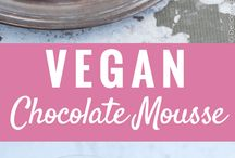 Vegan Desserts / Indulge your sweet tooth the vegan way with these deliciously tempting recipes.