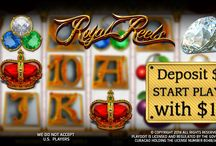 casino games and slots / Play our fascinant Royal Reel game and live the real expierence! Best slots, Best casino games, fast payouts!!