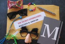 Mystery Party for Kids
