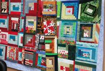 Big Quilt Bee / The Big Quilt Bee was CQA/ACC's way of celebrating Canada's 150th birthday in 2017. They partnered with Ronald McDonald Houses of Canada and agreed to make 1,000 quilts for kids in care at RMHC houses across Canada by June.