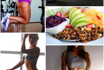 get fit / by Addy Purdy