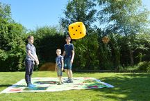 BIG Board Games for Family Fun