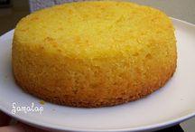 tortas sin gluten y huevo