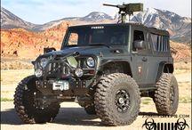 Zombie Jeeps